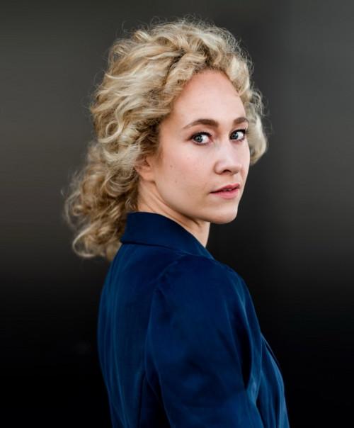 Stella Roberts - Regisseurin und Autorin des Stücks 'Der fröhliche Fischer'